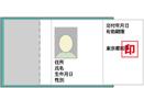 精神障害者保健福祉手帳(写真付き)
